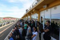 VIP Lounge at racetrack Cheste, MotoGP Valencia
